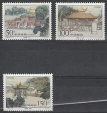 China postfris 1998 MNH 2951-2953 - Mausoleum Koning Yandi