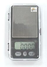 Escala de bolsillo 100g X 0.01g con pantalla LCD Batería Mini Pocket