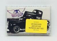 Aerosmith Pump New Cassette Geffen USA M5G 24254