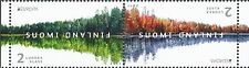 Finland 2011 MNH Set of 2 Stamps - EUROPA - Nature - Four Seasons of the Year