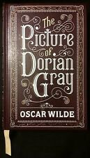 The Picture of Dorian Gray Oscar Wilde Hardcover Barnes & Noble 2011 Grey Wild