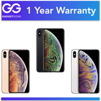 Apple iPhone XS Max | AT&T - T-Mobile - Verizon Unlocked | All Colors & Storage