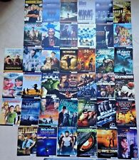 Lot of 39 Movie Cards From Video Store Excellent Condition