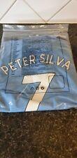 Man City Shirt/shorts - Peter - SILVA - No 7 - BNIP - See Pictures