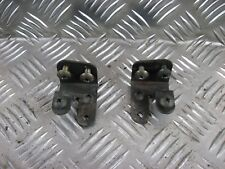 Suzuki GSXR 750 air box cleaner mounting brackets 1992 - 1995 WN WP WR WS