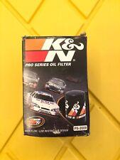 K&N PS2009 Engine Oil Filter