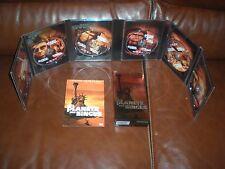 COFFRET COLLECTOR 6 DVD LA PLANETE DES SINGES - EDITION LIMITEE NUMEROTEE 13373
