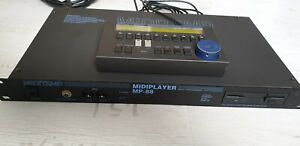 Miditemp Midiplayer MP-88 Miocprocessor + Remote Control