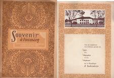 CONGRESSO POSTALE UNIVERSALE BRUXELLES 1952 FRANCOBOLLI INDONESIA LIBRO NUOVO