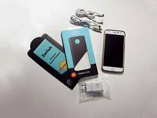 (BUNDLE) Moto Z Play 32GB White Phone Bundle - Verizon