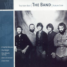 THE BAND - THE BEST OF THE BAND NEW CD