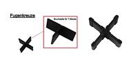 Fugenkreuze 3mm, 4mm, 5mm, Terrassenplatten, Bodenplatten,  Fliesenkreuze Fugen