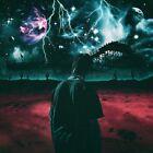 "Travis Scott - Days Before Astro World Music Album Poster Art silk Print 32x32"""