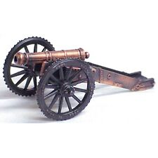 CIVIL WAR CANNON REVOLUTIONARY WAR 6 POUNDER BRASS BARREL NEW IN BOX 17680