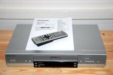 Panasonic NV-HV61EG VHS Kassetten Videorecorder mit Super LP / SQPB / ShowView