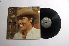 ELVIS PRESLEY Guitar Man LP RCA AAL1-3917 US 1981 VG+ PROMO STAMP 12H