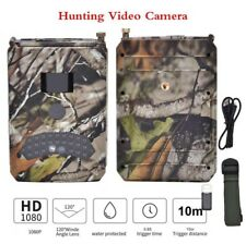 1080P HD Hunting Video Camera Trail Scouting Wildlife Night Vision Waterproof ST