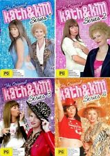 Kath & And Kim Collection Complete Series Season 1-4 1 2 3 4  New DVD Region 4