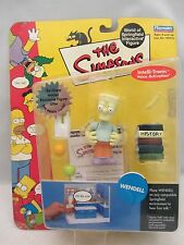 Playmates Toys  The Simpsons  Wendell  Series 10    NOC   (8D11)