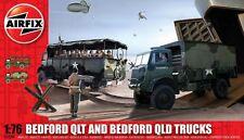 Airfix A03306 1/76 Plastic WWI British QLD and QLT Trucks