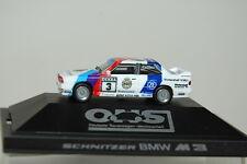 Herpa PC modèle BMW M3 Schnitzer Numéro 3 1:87 (77)