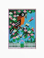 SPRING IS HERE! BEADED BANNER PDF PATTERN ONLY