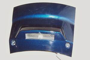 Verkleidung Heck Kennzeichen Leuchte Piaggio X8 125 250