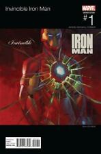 Invincible Iron Man #1 (Vol 2) Hip Hop Variant