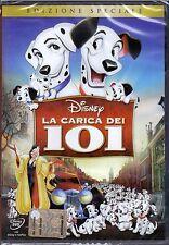 Dvd Disney **LA CARICA DEI 101** nuovo 1978