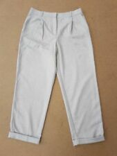 Topshop Polyester Stretch Trousers for Women