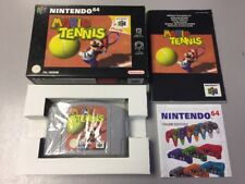 Nintendo 64 N64 - Mario Tennis