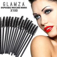 Disposable Mascara Wands Eyelash Tint Application Eyebrows Brushes Applicator UK