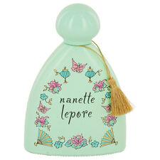 Shanghai Butterfly Nanette Lepore Eau De Parfum Spray Unboxed 3.4 oz for Women T
