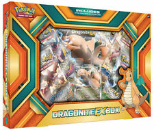 Dragonite EX Collection Box POKEMON TCG Evolutions Sealed Booster Packs & Promo