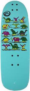 """VTG 80s VARIFLEX """"Skoot"""" COMPLETE SKATEBOARD Old School OG Dinosaurs Skate NOS"""