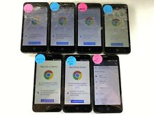 Lot of 7 ZTE Tempo X N9137 Qlink Sprint Boost and Virgin mobile*Check IMEI*