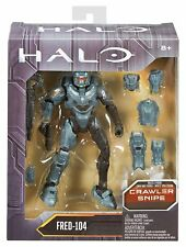 """Halo Fred-104 6"""" Inch Action Figure - Alpha Crawler"""