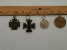 2 German Wwi medals + 2 Other