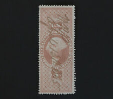 $5 Probate of Will Scott #R92c Red US Revenue Stamp - First Issue 1862-71