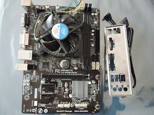 GIGABYTE GA-H81M-DS2V Support Intel 4th Gen. i3 i5 i7 Socket 1150 Motherboard