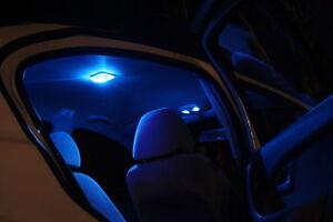 FORD BA BF AU FALCON Ute Centre Interior Festoon LED Conversion BLUE BULB