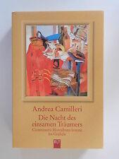 Andrea Camilleri Die Nacht des einsamen Träumers BLT Verlag