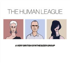 The Human League-Anthology - A Very British Synthesizer Gr (UK IMPORT) VINYL NEW