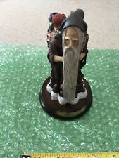 Vintage Vtg Duncan Royal History of Santa Claus Medieval Miniature Collection