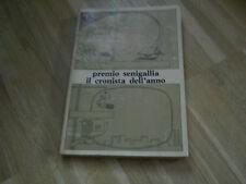 PREMIO SENIGALLIA - IL CRONISTA DELL'ANNO 1984  -(62)