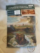 Rare Exceptionally Large Needlepoint Tapestry Kit - Old Dutch Master Design