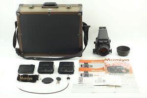 🔴FedEx✈︎【Mint w/Case】 Mamiya RZ67 Pro II AE w/ Sekor Z 110mm f2.8 W from Japan