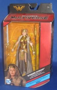 DC COMICS MULTIVERSE WONDER WOMAN QUEEN HIPPOLYTA COLLECTOR FIGURE (BUILD ARES)