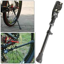 MTB Road Bike Side Kickstand Bicycle Adjustable Alloy Stand Side Kick For 16-26""