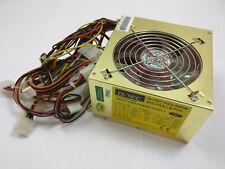 Q-Tec PS155 Big Fan Gold 500W ATX Power Supply